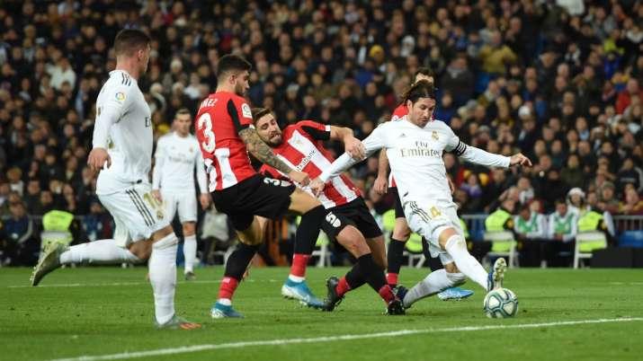 Athletic Bilbao vs Real Madrid, La Liga Live Streaming in India: Watch Athletic vs Madrid live footb