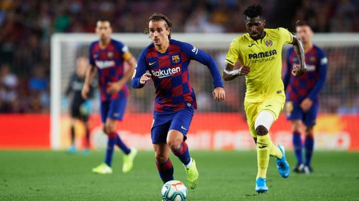 Barcelona vs Villarreal Live Streaming La Liga in India: Watch VIL vs Barca  live football match online on Facebook Watch   Football News – India TV
