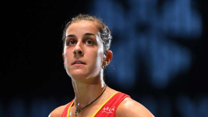 It will take some time before I go full steam, says Carolina Marin