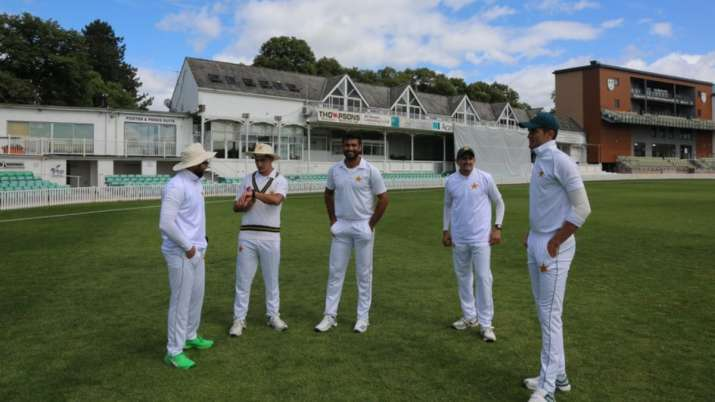 No logo on Pakistan players' training kits due to lack of sponsor: Reports