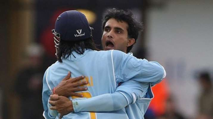 Not just among best finishers, a great cricketer as well': Sourav ...