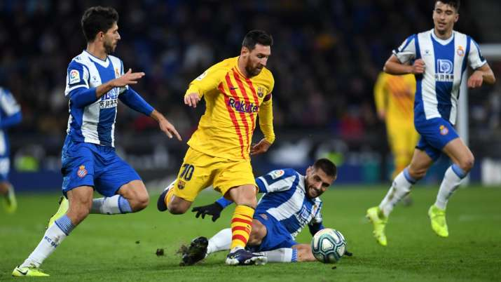 Barcelona vs Espanyol, Live Streaming La Liga in India: Watch Barca vs ESP live football match onlin