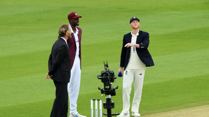 LIVE   ENG vs WI, 1st Test, Day 1: England opt to bat against West Indies