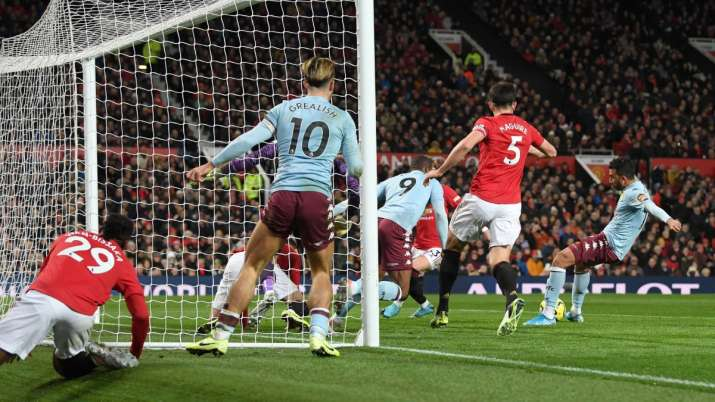 Manchester United Vs Aston Villa Premier League Live Streaming In India Watch Live Football Match Online Football News India Tv