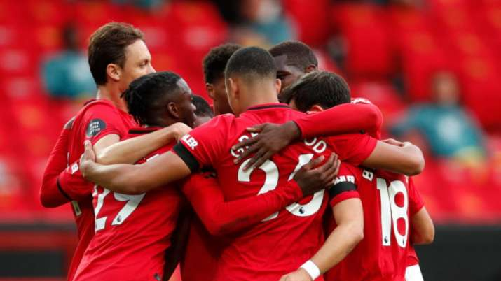 Manchester United Vs Crystal Palace Premier League Live Streaming In India Watch Live Football Match Online Jio Tv Football News India Tv