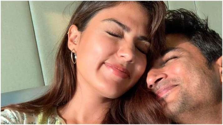 rhea chakraborty on sushant singh rajput death seeks Amit Shah and govt help