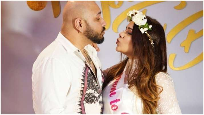 It's a baby boy for singer B Praak and wife Meera