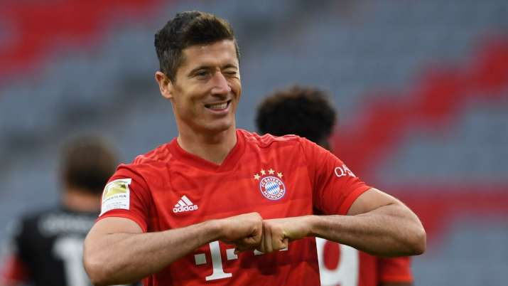 India Tv - Robert Lewandowski