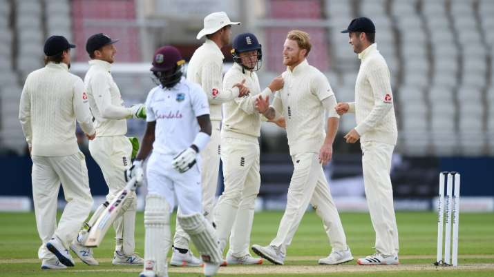 ENG vs WI   Versatile Ben Stokes inspires England to series-levelling win in Manchester against West