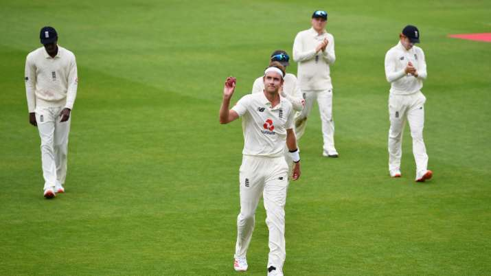 India Tv - Stuart Broad