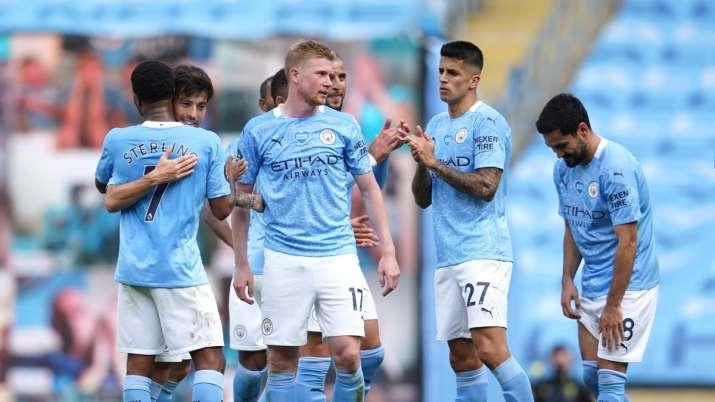 India Tv - Manchester City