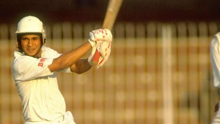 30th anniversary of first ton   Sialkot sowed seeds of Manchester hundred, says Sachin Tendulkar