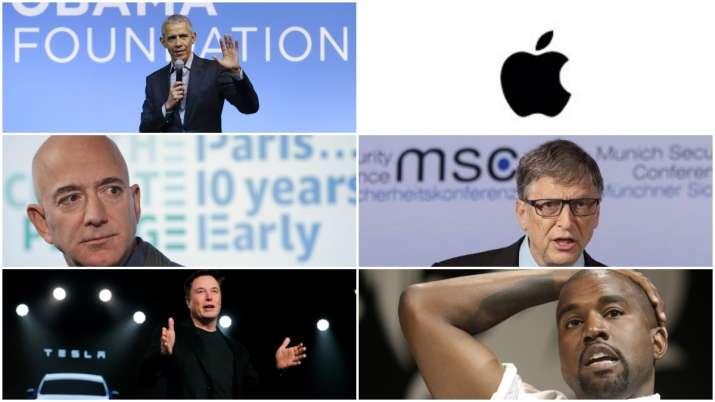 Unprecedented: Twitter handles of Barack Obama, Elon Musk,