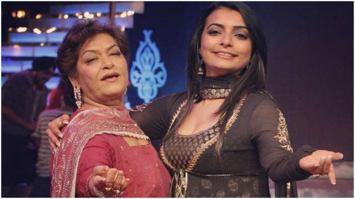 She always had a unique story to tell: Vaibhavi Merchant remembers Saroj Khan