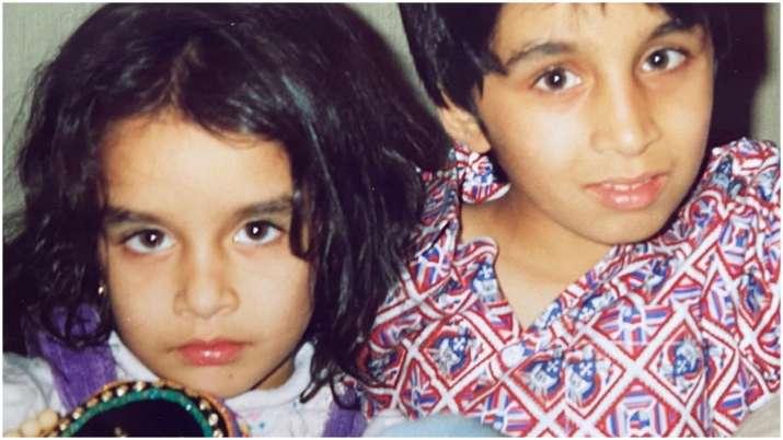 Shraddha Kapoor has adorable birthday wish for brother Siddhanth
