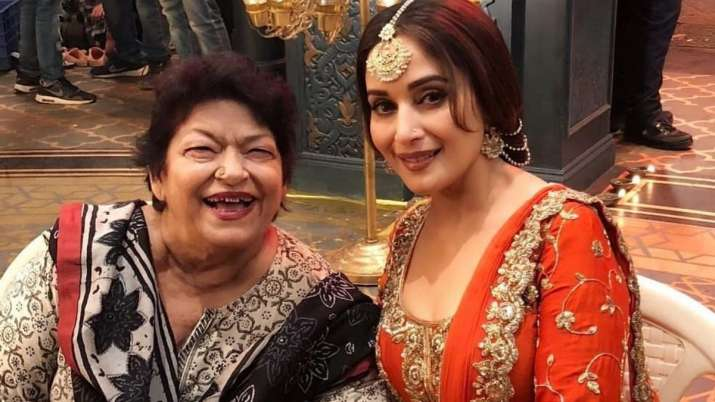 Madhuri Dixit mourns choreographer Saroj Khan's death: I'm devastated by the loss thumbnail