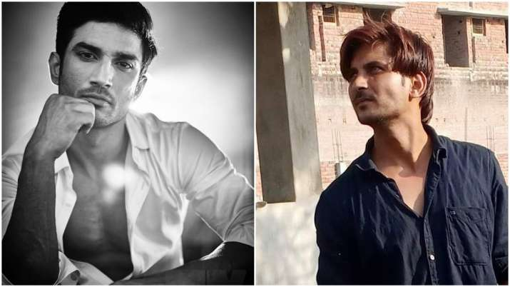 Sushant Singh Rajput's lookalike Sachin Tiwari takes over the internet by storm, see pics and videos thumbnail