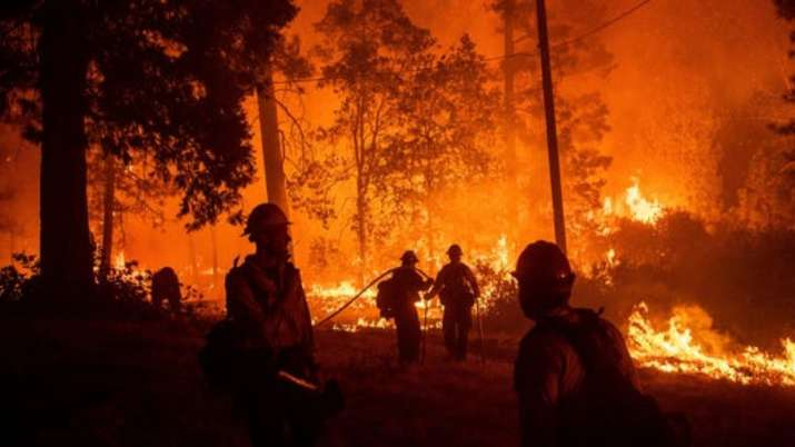Wildfire in US state scorches over 17,600 acres (Representational image)