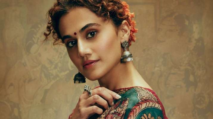 Taapsee Pannu's Looop Lapeta can become first film to be covered for  COVID19 insurance in Bollywood | Bollywood News – India TV