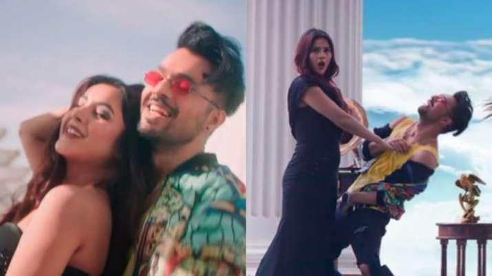 Kurta Pajama Song Out: Tony Kakkar, Shehnaaz Gill burn the dance floor
