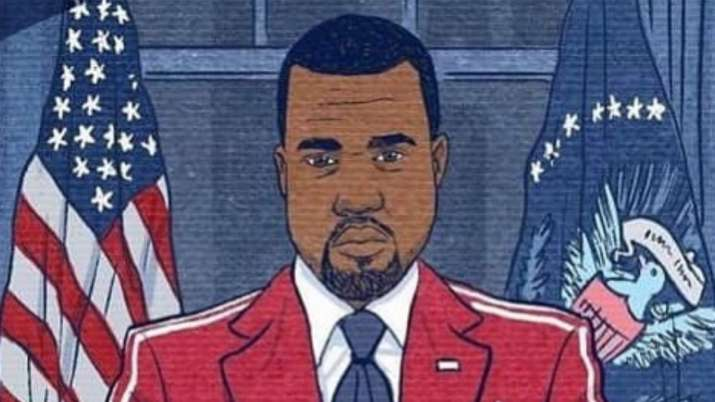 Kanye US president donald trump Twitter erupts with memes and jokes