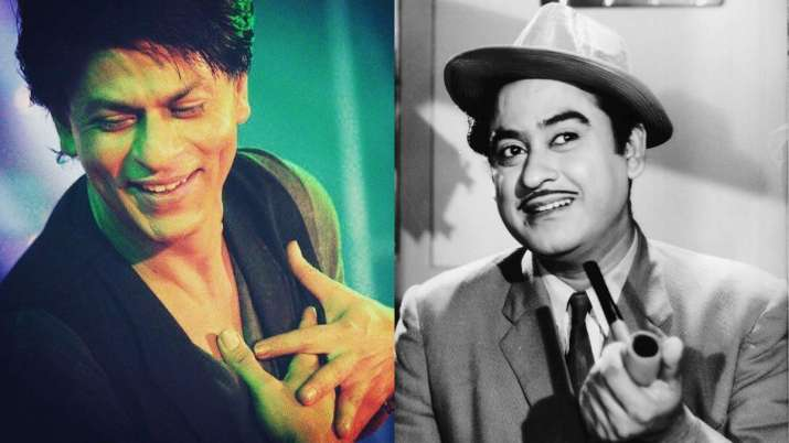 Of SRK's boxing bout before 'Fauji', Kishore da's song for TV