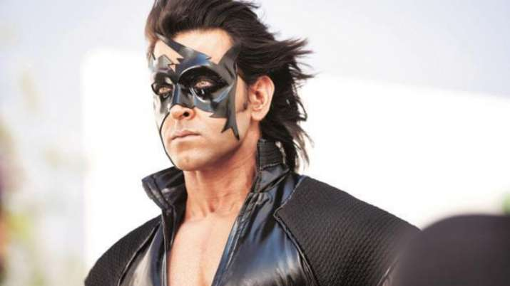 Hrithik Roshan to travel in time and bring Jadoo back in superhero film Krrish 4?