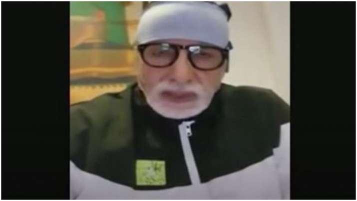 Amitabh Bachchan's April video goes viral, Nanavati Hospital issues statement