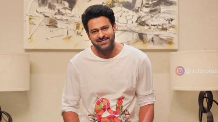 Prabhas 20 Update First Look And Title Of Prabhas Pooja Hegde Starrer To Be Out On July 10 Regional Cinema News India Tv
