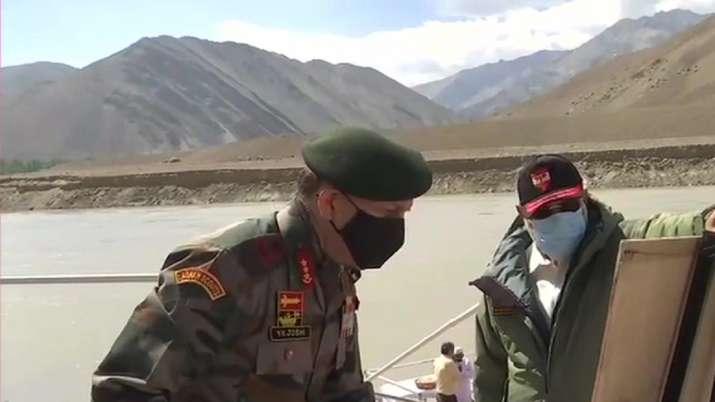 India Tv - PM Modi in Leh, Indo China clash, Galwan