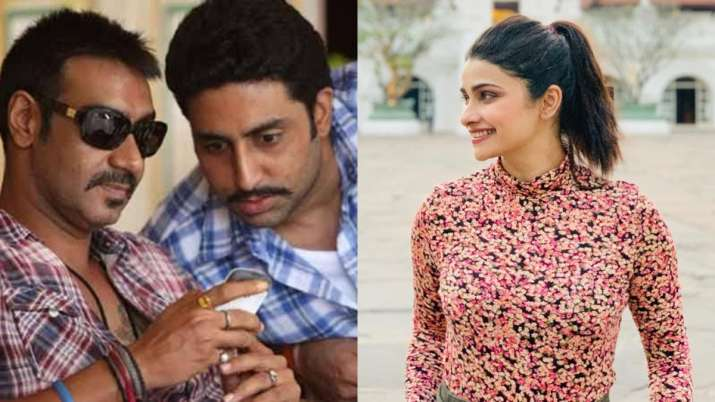 Prachi Desai takes a dig at Ajay Devgn for missing her out from Bol Bachchan tweet