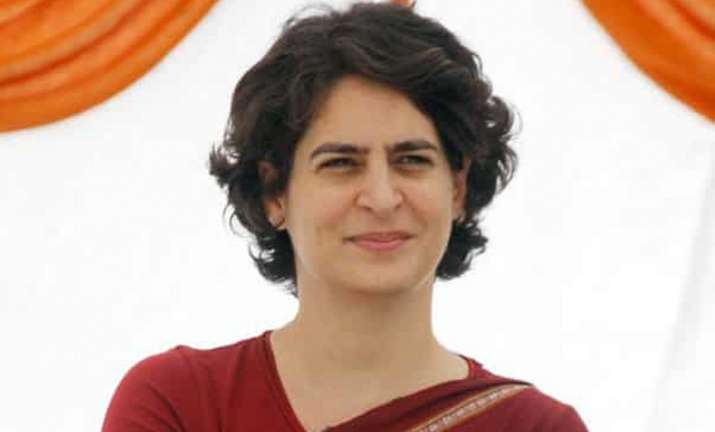 Vikas Dubey killed but what about his patrons: Priyanka Gandhi