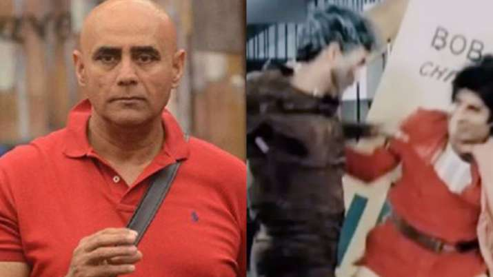 Puneet Issar shares what happened after he accidentally injured Amitabh Bachchan on Coolie sets