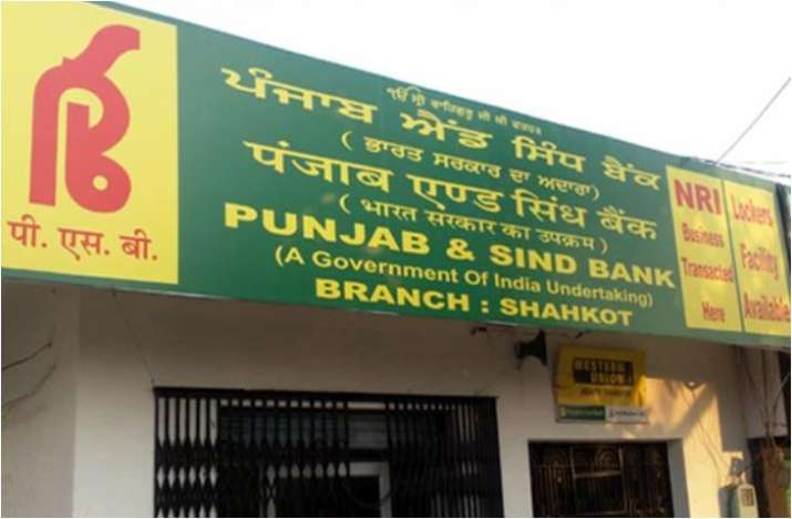 Punjab & Sind Bank reports fraud of Rs 112 crore in 2 accounts