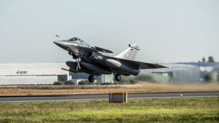 Threat to blow up Rafale air base in Ambala