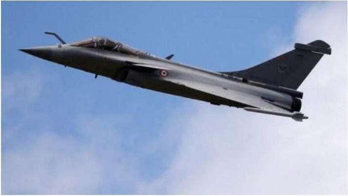 India Tv - Rafale fighter jet