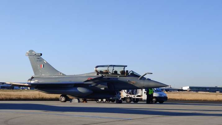 India Tv - Rafale fighter jets, Rafale jets India
