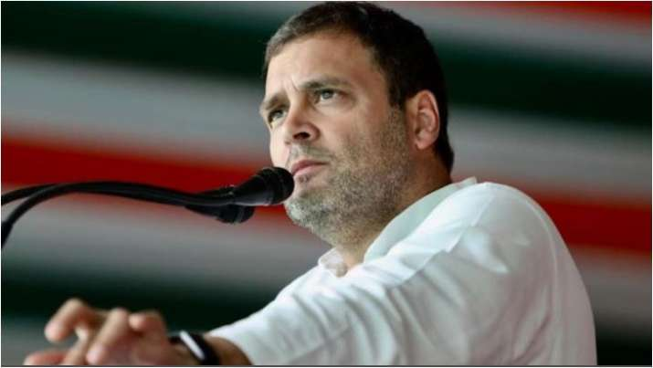 Rahul Gandhi accuses government of silently allowing Chinese occupation of Indian land
