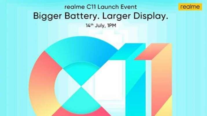 realme, realme smartphones, realme c11, realme c11 launch in india, realme c11 launch in india today