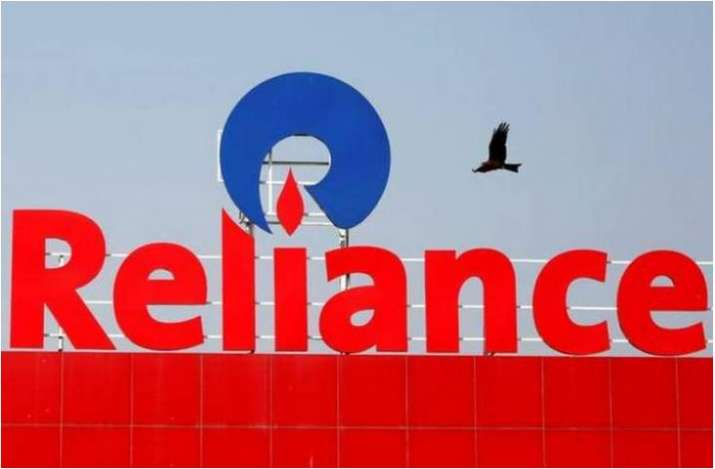 RIL shares decline by nearly 4 per cent due to profit booking