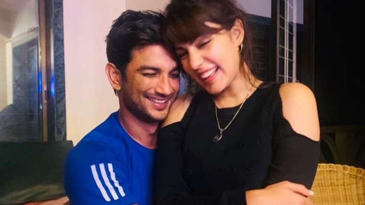 Rhea Chakraborty remembers Sushant Singh Rajput with heartfelt note: I will wait for you my shooting