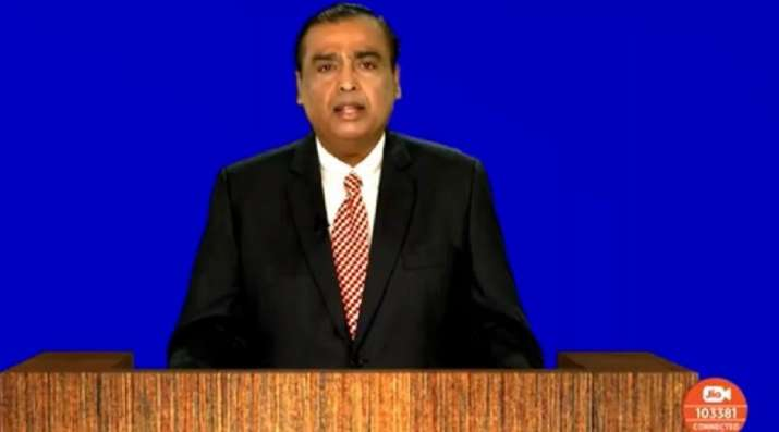 RIL AGM 2020 LIVE Updates: Reliance Jio ready with 5G, can rollout by 2021, says Mukesh Ambani