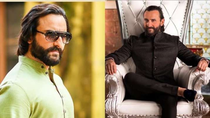 Saif Ali Khan says he has been a victim of nepotism, gets trolled thumbnail