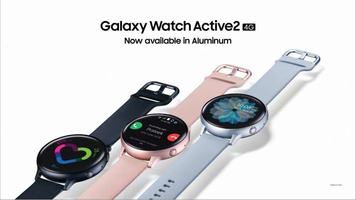 samsung, galaxy watch, galaxy watch active, galaxy watch made in india, latest tech news