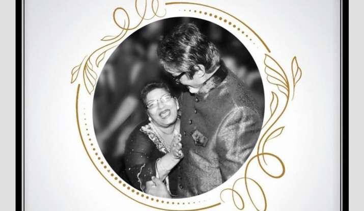 Amitabh Bachchan: Saroj Khan gave industry its rhythm, style, grace of movement thumbnail