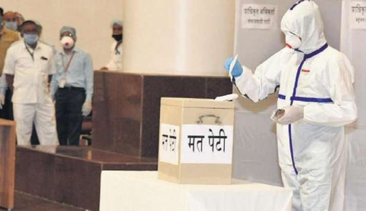 EC to issue guidelines within 3 days for holding elections during COVID-19  pandemic | Elections News – India TV