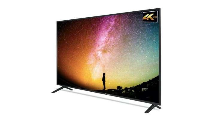 shinco, shinco smart tv, indian tv, indian smart tv, latest tech news