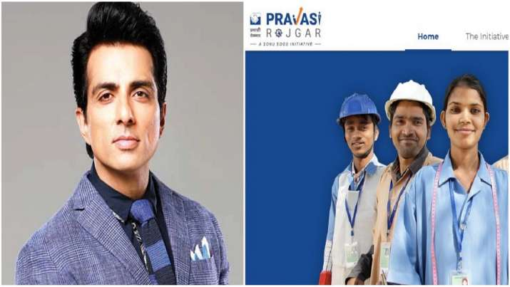 Pravasi Rojgar: All about Sonu Sood's initiative to provide