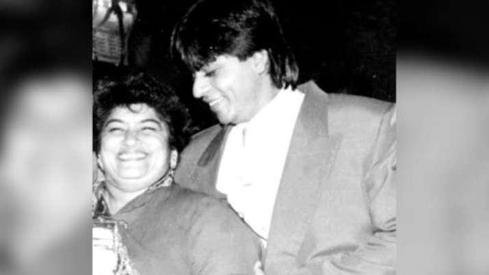 Shah Rukh Khan pays tribute to Saroj Khan: My first genuine teacher in film industry