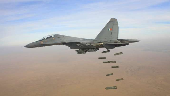 India Tv - Su-30 MKIs, Sukhoi fighter jets, HAL